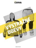 katalog červa pracovne odevy